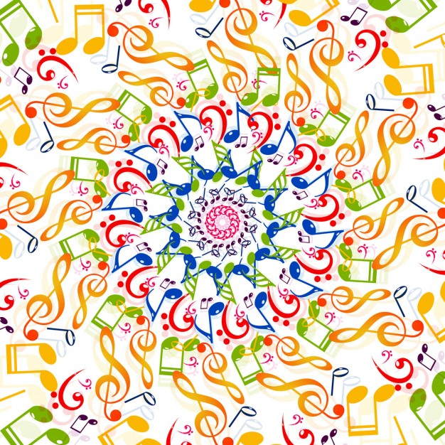 fondo-de-notas-musicales-de-colores_1035-596