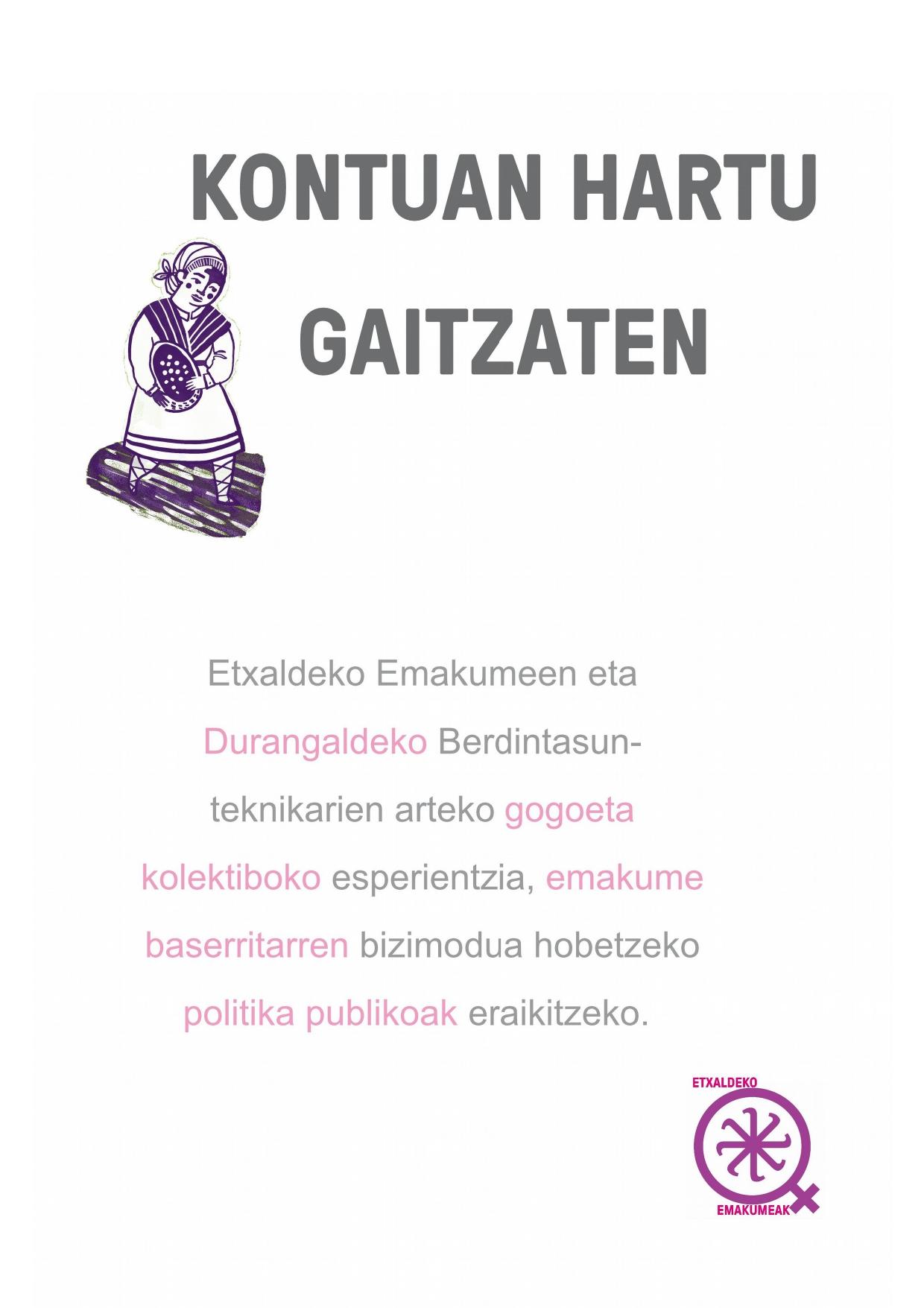 KONTUAN HARTU GAITZATEN-foto